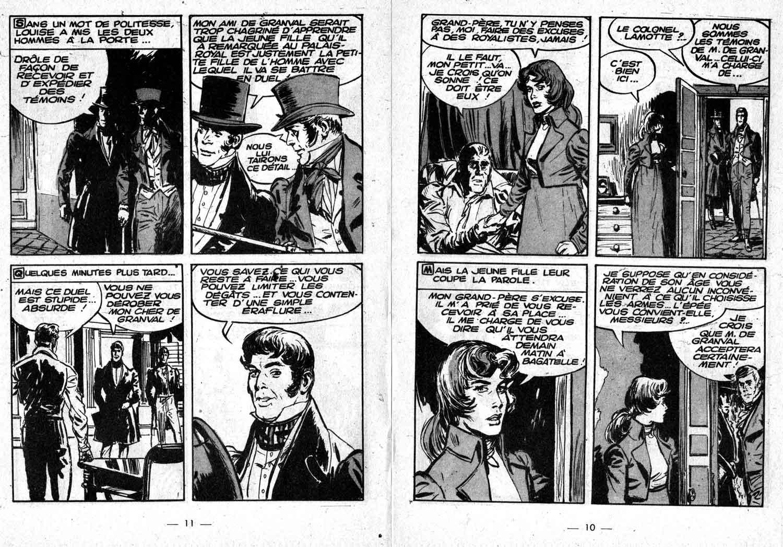 « La Guêpe » dans Frimousse n° 142 (17/03/1964).