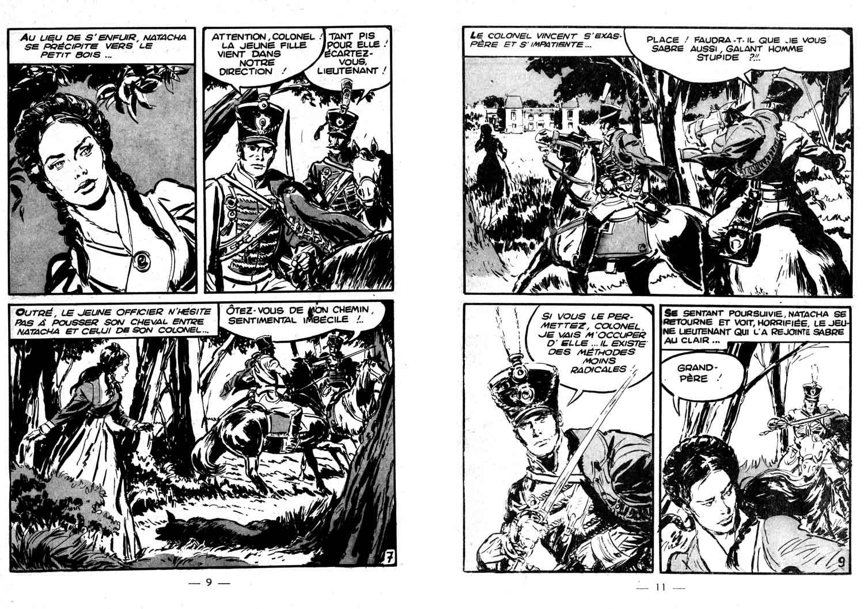 « Natacha » dans Frimousse n° 169 (30/03/1965).