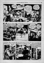 « La Loi joue et gagne » dans Le Journal des Pieds nickelés n° 18 (12/1949).