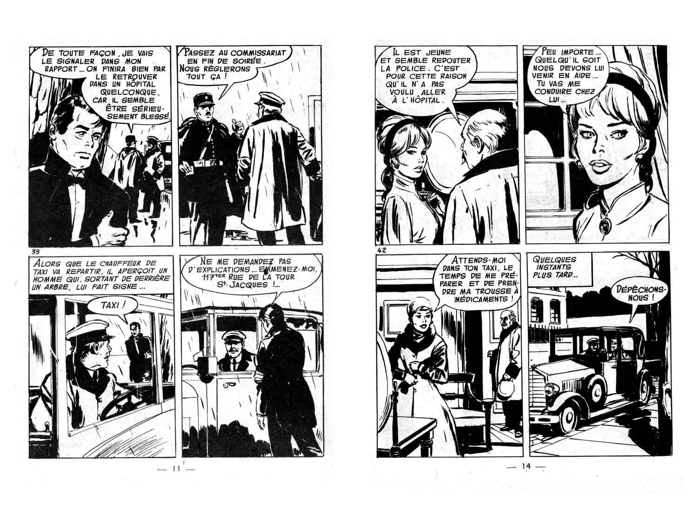 « Nouchka » dans Frimousse n° 243 (08/1968).