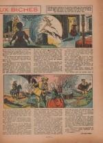 « Le Secret de la mare aux biches » dans Fillette n° 221 (12/10/1950).
