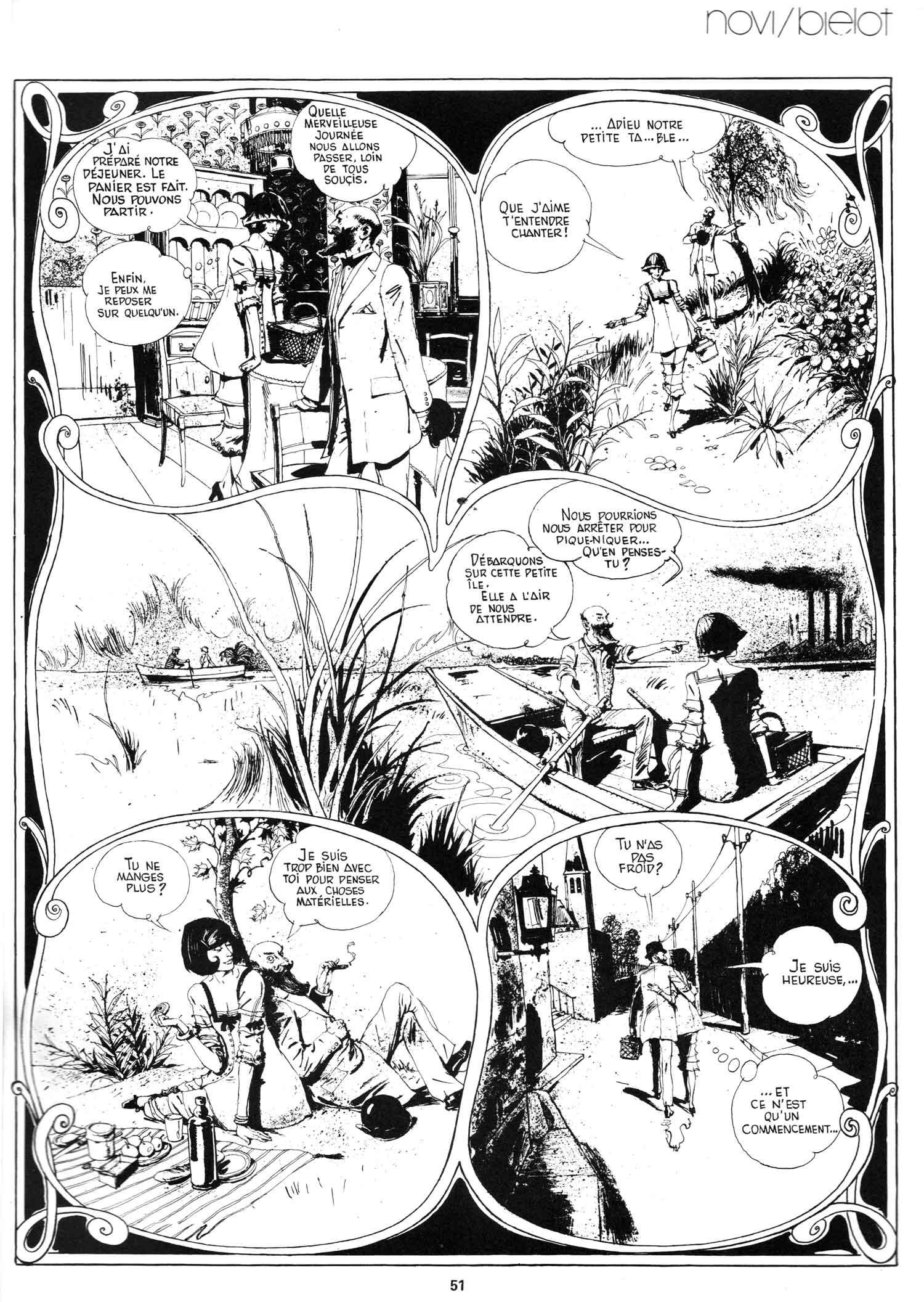 « Landru » dans Circus n° 15 (11/1978).