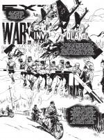 L'invasion de la Pologne et le début de la Seconde Guerre mondiale (page 51 - Glénat 2020)