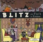 """Visuel de couverture pour la 1ère édition de """"Blitz"""" (Dargaud, 1983)"""