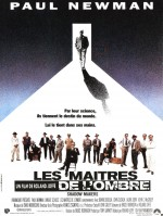 """Affiche française pour """"Les Maîtres de l'ombre"""" (R. Joffé, 1989)"""