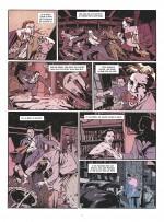 « Les Morts ont tous la même peau » par German Erramouspe, Mauro Vargas et Jean-David Morvan [d'après Vernon Sullivan].