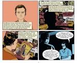 Ted, un adolescent comme les autres ? (extrait de la page 48 - Glénat 2020)