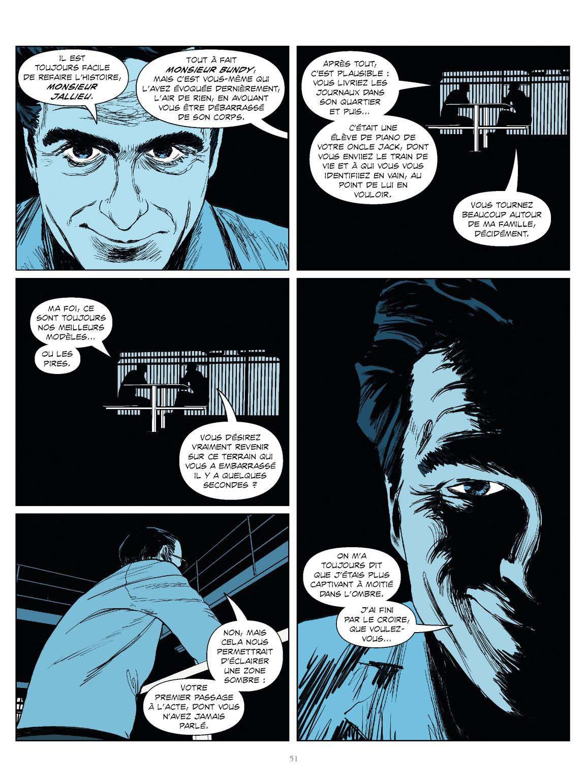 Ombres et démon (page 51 - Glénat 2020)