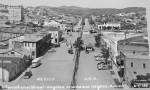 Nogales ville-frontière (photos 1948 - 1950)