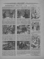 « Mademoiselle Libellule » dans Fillette n° 1347 (12/08/1934).