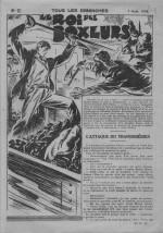 « Le Roi des boxeurs » dans L'As n° 71 (07/08/1938).