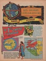 «Les Grands Explorateurs» dans Kon Tiki n°3 (06/1959).