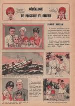 «Priscille et Olivier » : présentation de la série dans Lisette n°37 (12/09/1965).