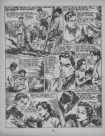 « La Clairière au trésor » dans La Vie en fleur n° 62 du 2e trimestre 1954.
