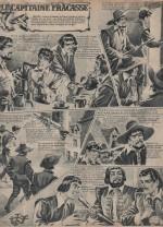 « Le Capitaine Fracasse » dans Nous deux n n° 443 du 1er trimestre 1956.
