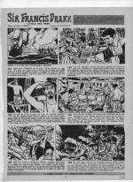 «Sir Francis Drake» dans Femmes d'aujourd'hui n°689 (17/07/1957).