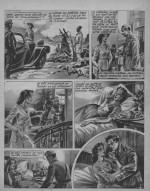 « Destin vengeur » dans Les Grands Romans d'amour en images, au 2e trimestre 1953.