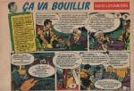 «Ça va bouillir» planche1 dans Pilote n°70(23/02/1961).
