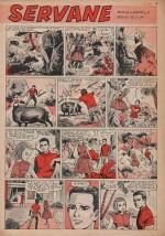 «Dick et Servane» dans Âmes vaillantes n°24 (14/06/1962).