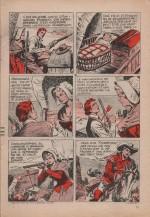 « La Fille de Buffalo Bill » dans Mireille n° 161 (28/02/1957).