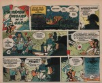 «Le Hussard de la garde» dans Pilote n°117 (18/01/1961).