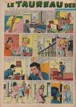 «Le Taureau des Galápagos» dans Âmes vaillantes n°40 (30/10/1963).