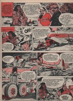 «Carey d'Ace» dans Pilote n°240 (28/05/1964).