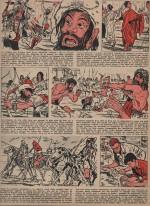 «Les Scythes» dans Pilote n°361 (22/09/1966).