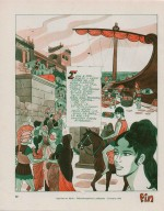 «La Guerre de Troie»dans Djin n°11 (18/03/1975).