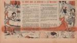 Page d'animation dans Fripounet et Marisette n° 46 (11/01/1956).