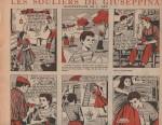 «Les Souliers de Giuseppina» dans Fripounet et Marisette n°18 (05/05/1957).