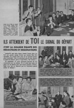 Page publiée dans Fripounet et Marisette n°44 (02/11/1961).