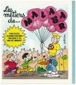 Le Malabar de Poirier en 1980 : un accord idéal pour son dessin au trait chewing-gum !