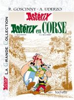 Maquette de couverture pour la collection La Grande Collection (album paru chez Hachette en janvier 2012)