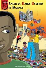 Affiche 3ème Salon de BB de Bamako 2009