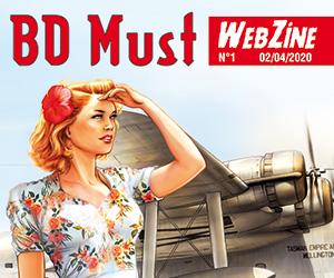 Webzine BD Must