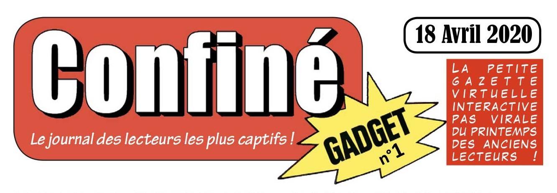 CONFINE-Gadget titre