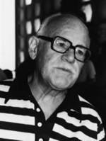 Le scénariste Gardner F. Fox.