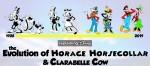 Horace par Ub Iwerks : l'évolution du personnage chez Disney