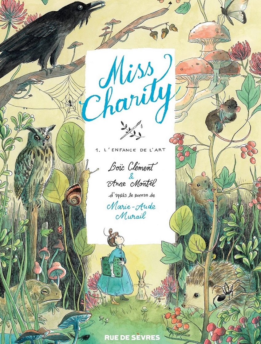 Miss Charity couverture