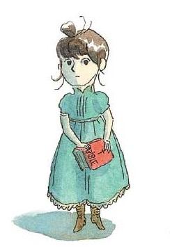 Miss Charity enfant