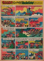 «Dicky en Amérique» dans L'Intrépide n° 459 (13/08/1958).