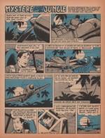 «Mystère dans la jungle» dans Ima n° 42 (22/10/1956).
