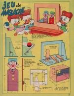Jeu de massacre dans Le Journal de Mickey n° 1184 (23/06/1975).