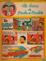«Les Loisirs de Bricolin et Bricolette» chez Hachette, en 1976.