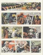 «Le Rayon de la mort » dans Mon Camarade, en 1937.