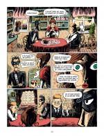 Miss Cornette, le baron Mystère et Boule de Gomme