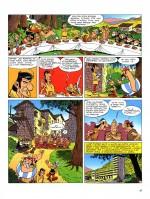 Colorisation de la planche 43 (Dargaud et Hachette, 1973 - 2020)
