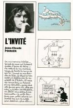 """Edito de Pif Gadget n° 71 (29 juin 1970), lors de l'apparition de la série """"Horace""""."""