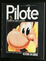 Couverture de Pilote n° 687 (04 janvier 1973) annonçant le début de la prépublication.